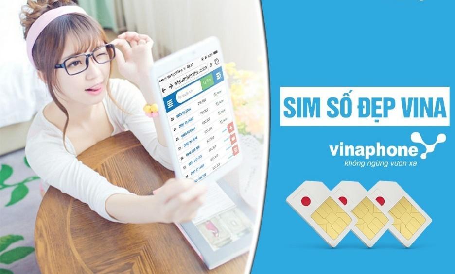 Mách bạn cách mua sim số đẹp Vinaphone giá rẻ